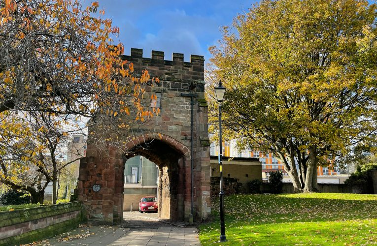 Cook Street Gate