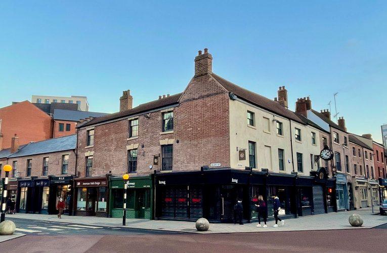 Burges & Hales Street