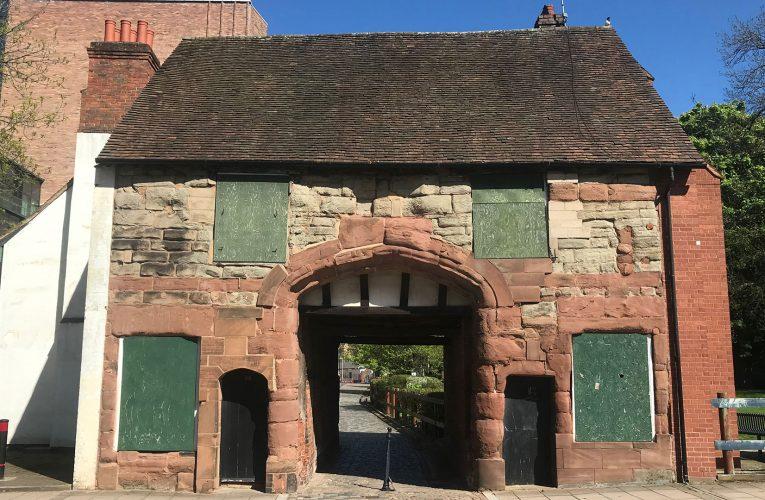 Whitefriars' Gate
