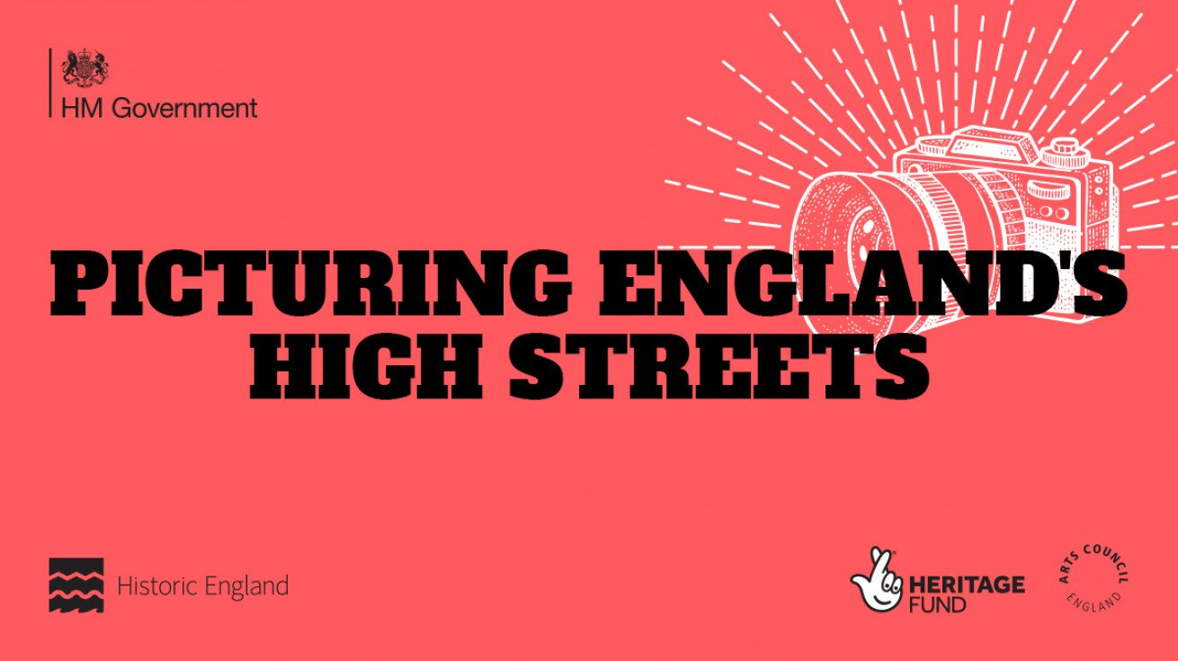 Picturing England's High Streets