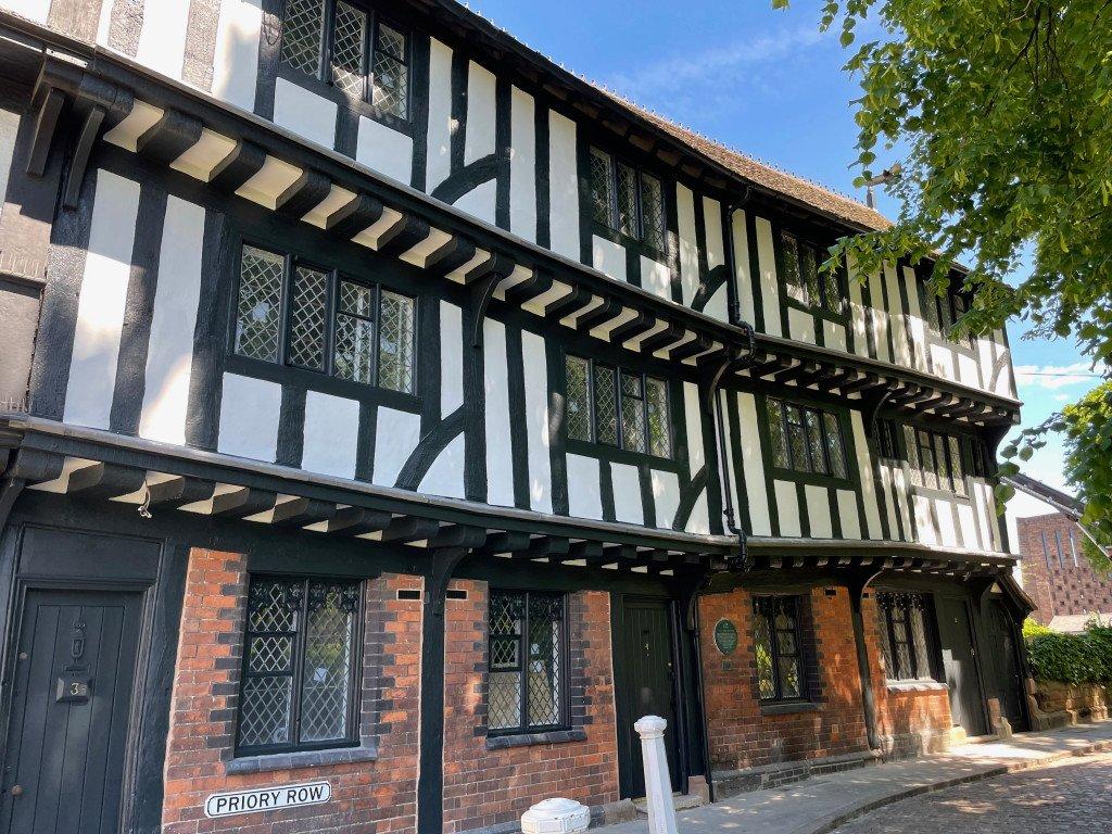 Priory Row – Heritage Open Days